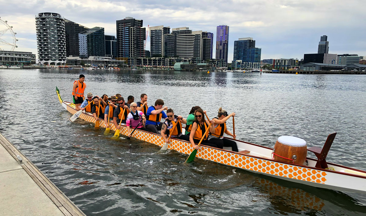 Dragon Boating Regatta Challenge