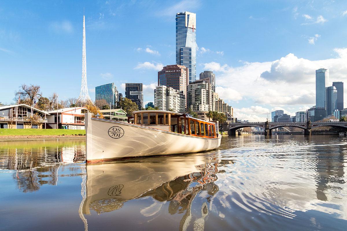 Melbourne Boat Cruise