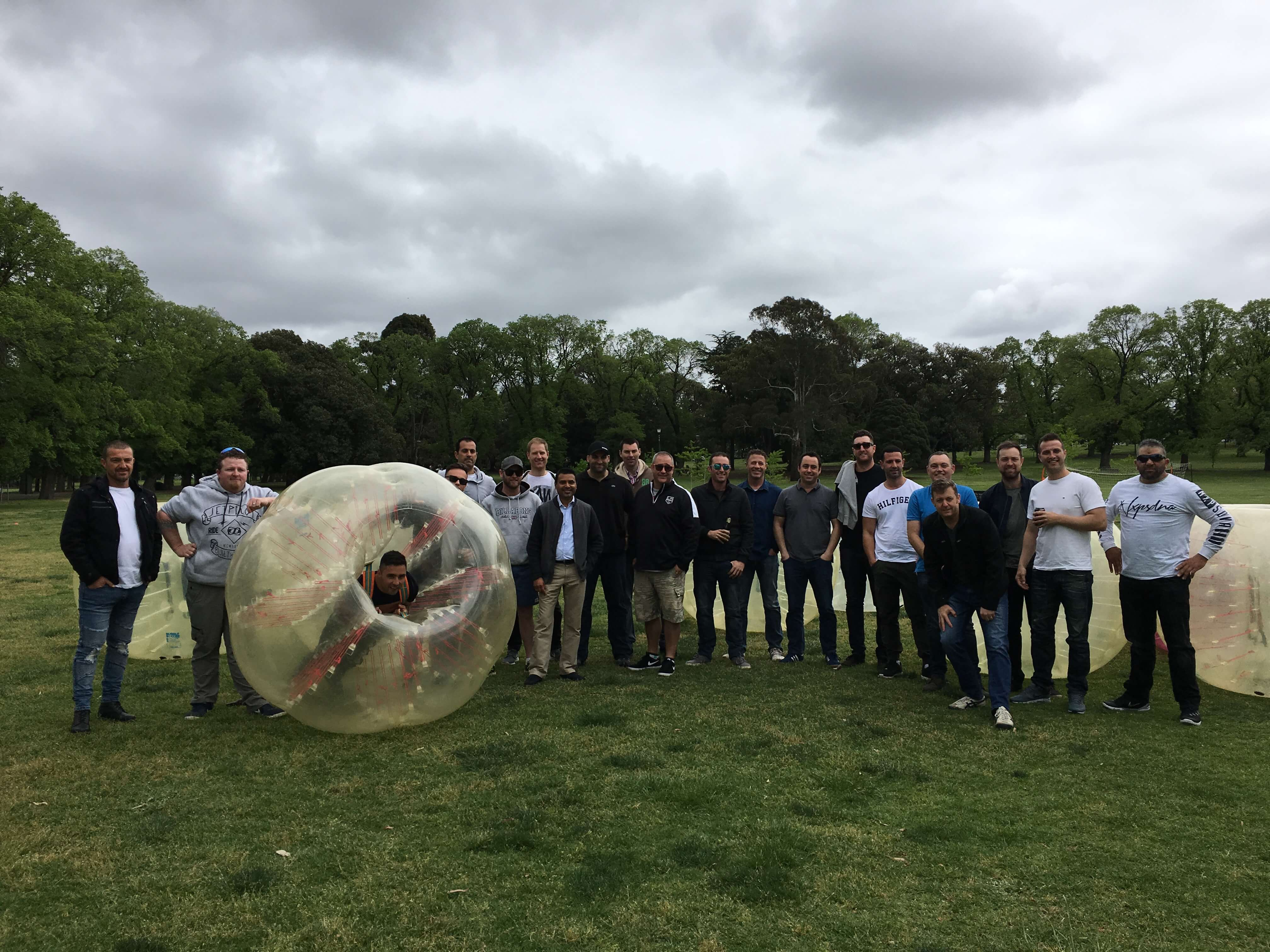 mpt corporate events bubble soccer 05