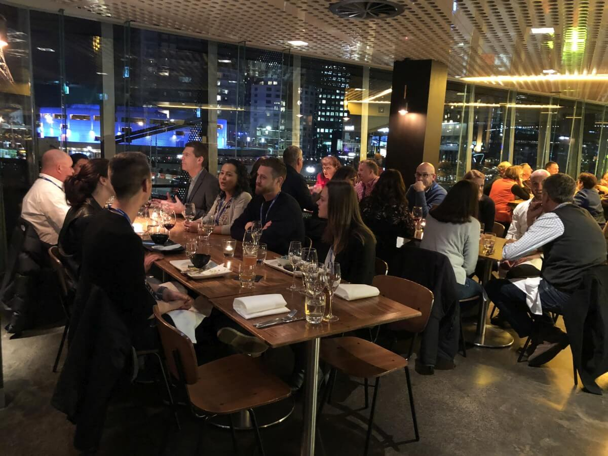 mpt corporate events melbourne culinary experience progressive dinner 04