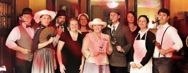 MPT's Murder Mystery Events