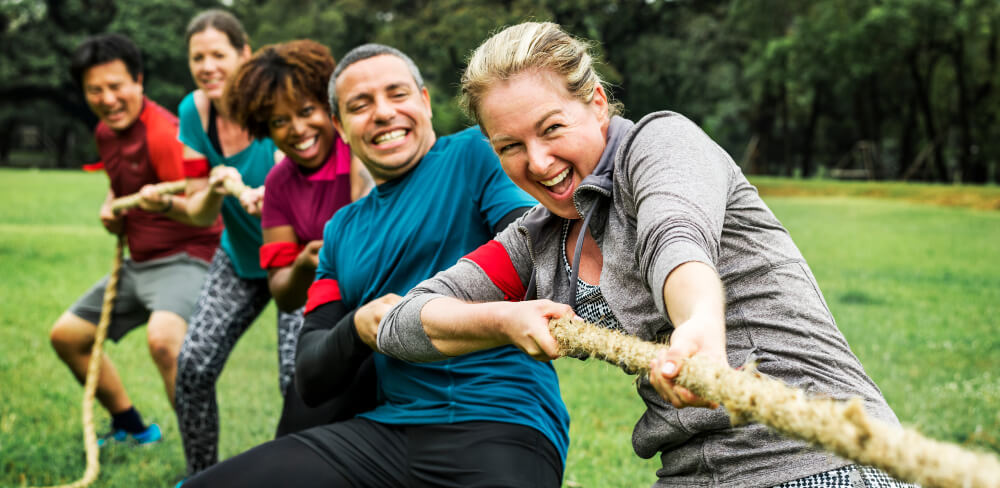 Why are team building activities important